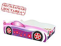 """Лили сирень """"Evolution"""". Viorina-Deco. Детская кровать. Для девочек."""