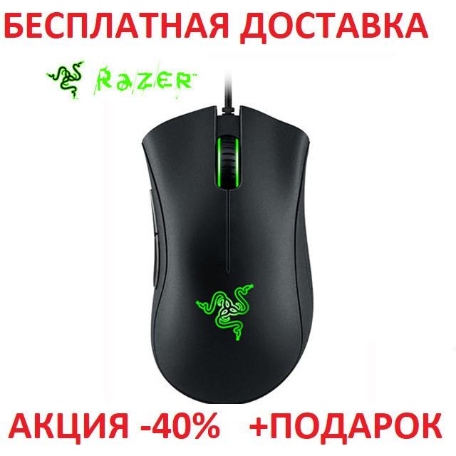 Игровая мышь USB RAZER (Death Adder) Original size High DPI, фото 1