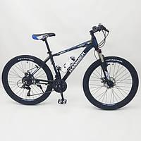 "Спортивный велосипед 29"" HAMMER S200, Рама 19, Черно-Синий, фото 1"