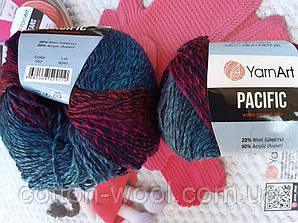 Pacific (Пасіфік) 20% - бавовна, 80% - акріл 302