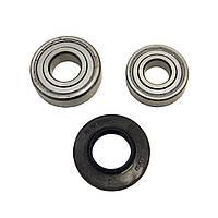 Комплект подшипников и сальник (6203+6204+25*47*8/11.5) для стиральной машины ATLANT