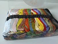 Набор ниток для вышивания