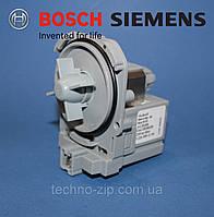 Насос Askoll M50 RC0036 30W для стиральной машины Bosch Siemens на 3 защелки C00266228