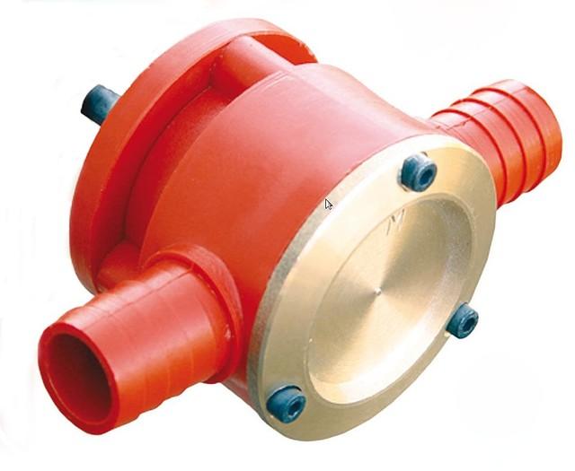 ВТ-87 – насос для дрели. Вода, дизельное топливо. Продуктивность до 30 л/мин.