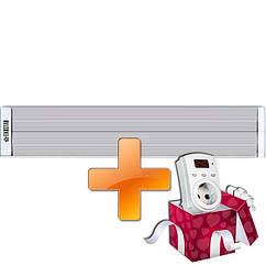 Энергосберегающий инфракрасный обогреватель eco star 2500
