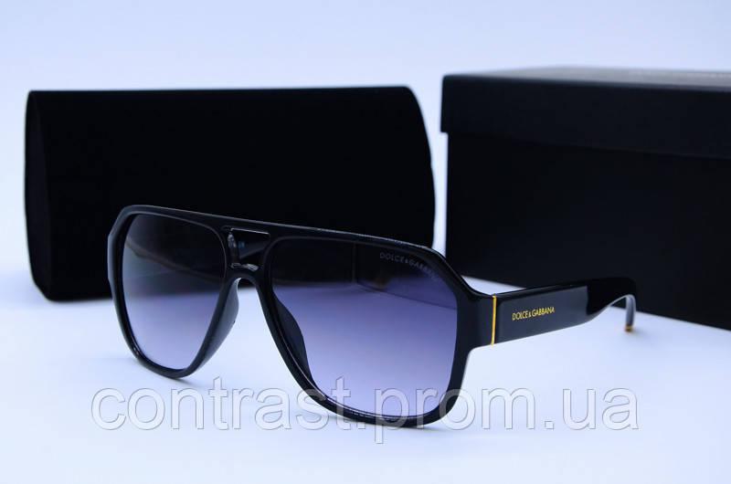 Солнцезащитные очки Dolce Gabbana 1008 черн