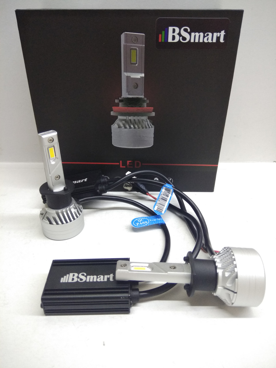 Автолампи LED діод G-XP9 H1 10000 Лм 90Вт 5500К 12В 24В Canbus