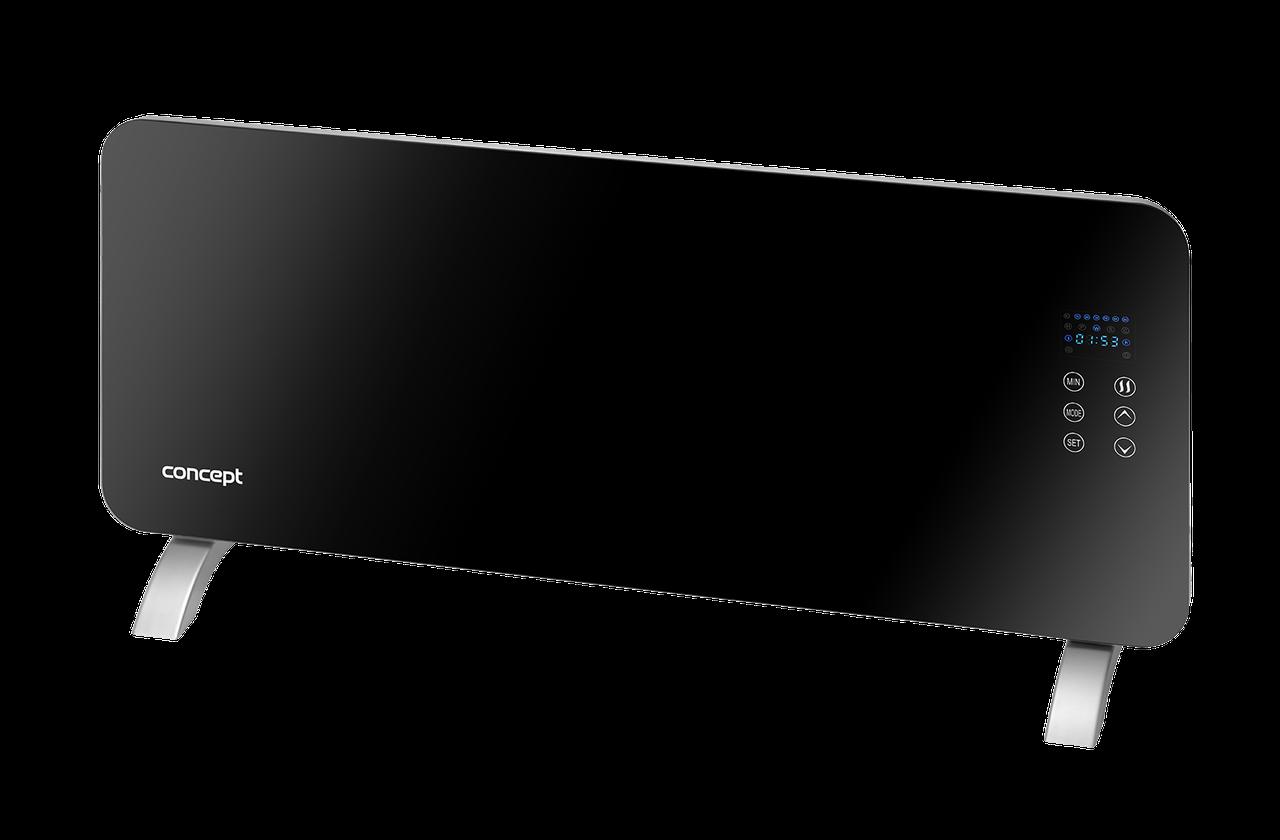 Конвектор электрический Concept KS4010 черный Чехия, фото 1