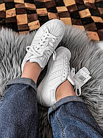 Кроссовки Adidas Superstar (All White)