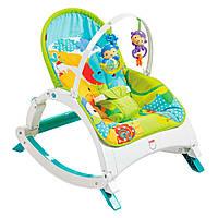 Кресло-качалкаFisher-Price Растем вместе (CMR10)