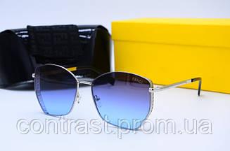 Солнцезащитные очки Fendi 20283 голубые