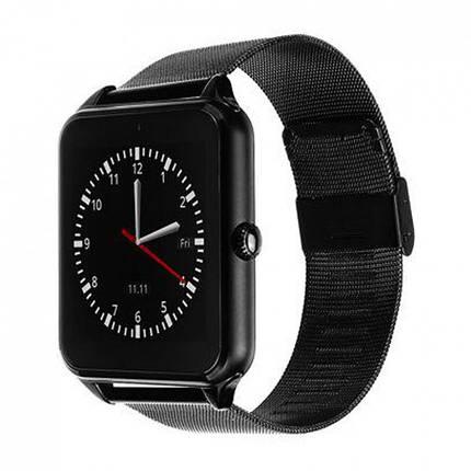 Умные смарт часы Smart Watch J05 Black Часофон, фото 2