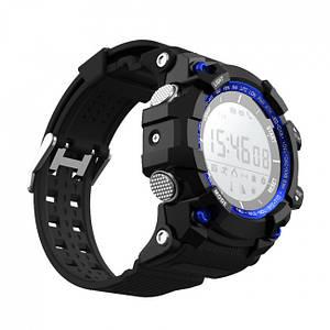 Умные смарт часы Smart Watch D - Watch Black Часофон