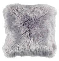 Декоративная подушка искуственный мех