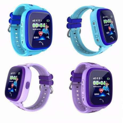Умные смарт часы Smart Baby Watch DF25 GPS трекер Часофон, фото 2