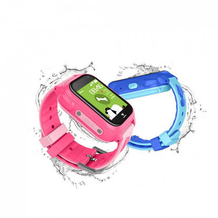Умные смарт часы Smart Baby Watch G110 Waterproof - GPS трекер - Часофон, фото 2