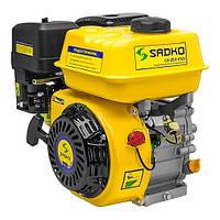 Двигун бензиновий Sadko GE-200 PRO (з повітряним фільтром в масляній ванні)