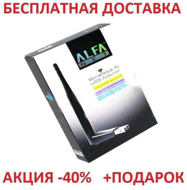 USB WiFi Alfa W113 Wireless-N Adapter WLAN 802.11