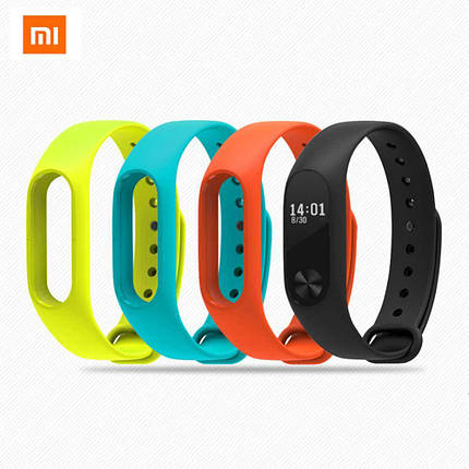 Браслет «Xiaomi Mi Band 2» «Original Design», фото 2