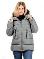 Куртка-пуховик Irvik Z33179 44 Оливковый, КОД: 150827