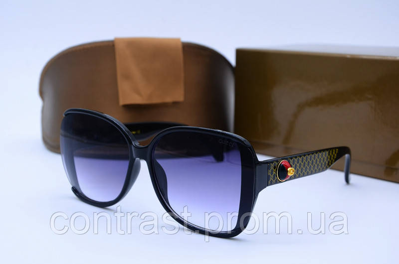 Солнцезащитные очки Gucci 1012 черн