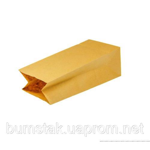 Бумажный пакет с дном 190*95*65 / 100 шт