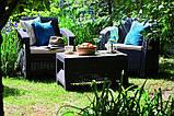 Комплект садовой мебели Curver Corfu Weekend, фото 4