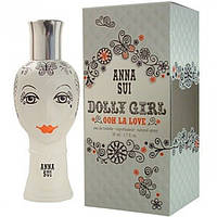 Женская туалетная вода Anna Sui Dolly Girl Ooh La Love 30 ml  (Анна Суи Долли Гёрл О Ла Лав)