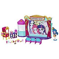 Набор игрушечный Кинотеатр MLP Equestria Girls (C0409)
