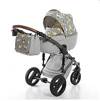 Детская коляска 2 в 1 Tako Junama Cosatto Skylark Серая 13-JCSl, КОД: 287200