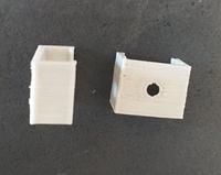 Крепление пластиковое на профиль ЛП 7