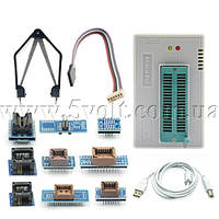Программатор TL866II Plus V8.51 + 10 адаптеров