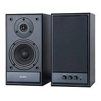Колонки SVEN SPS-702 (black) Active speakers 2x20 Вт, деревянный корпус
