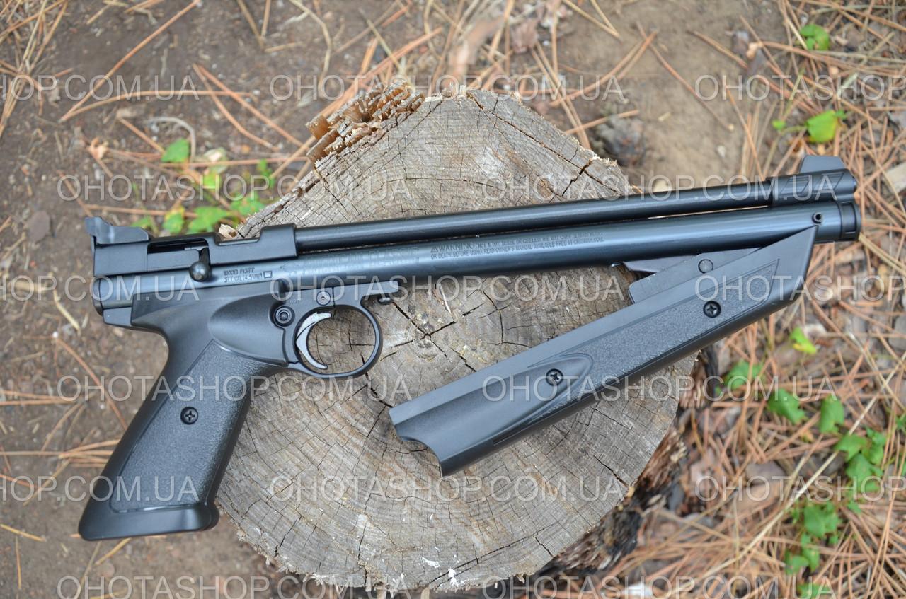 Пневматичний пістолет Crosman 1377 C American Classic