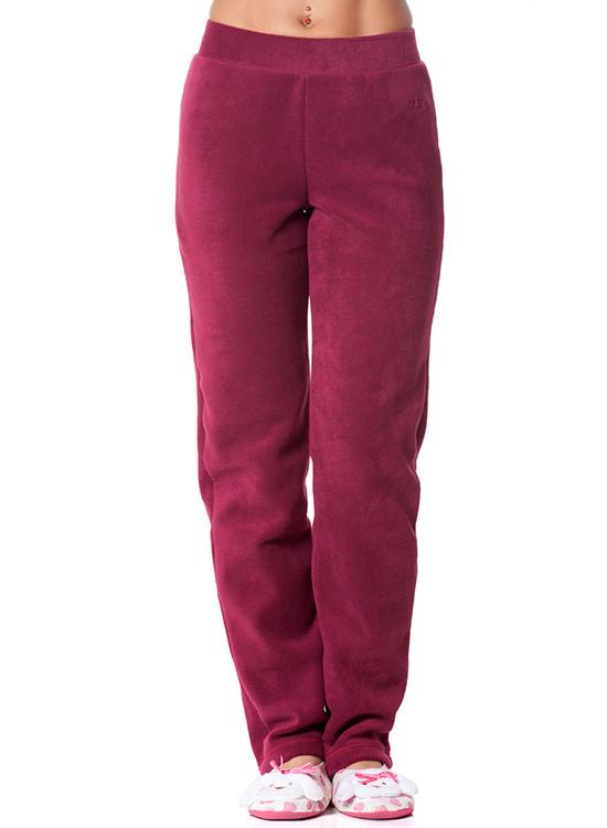 Теплые женские штаны из флиса (S-2XL в расцветках)