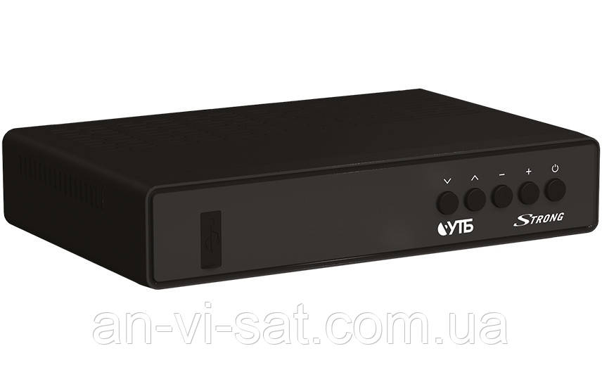 Спутниковый ресивер УТБ Strong SRT 7600(ViasatTV XtraTV)