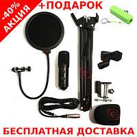 Профессиональный конденсаторный студийный микрофон M-800, фото 1
