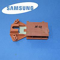 Замок люка (дверцы) СМА Samsung DC61-20205B, 148AC02