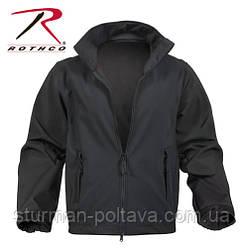 Куртка тактична UNIFORM JACKET колір чорний США