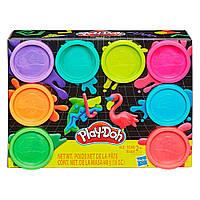 Набор для лепки Play-Doh Неон 8 цветов (E5044/Е5063)