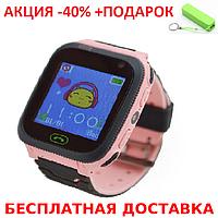 Детские наручные часы Smart F3 смарт  часы телефон GPS трекер детский телефон с кнопкой сос+Power Bank, фото 1