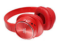 Наушники JBL T300BY red Bluetooth c MP3