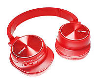 Наушники Sony MDR-ZX770BT red Bluetooth c MP3