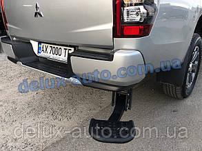 Задняя подножка для кузова пикапа на Фиат Фулбек 2016-2019 Подножка боковая задняя для Fiat Fullback 2016+