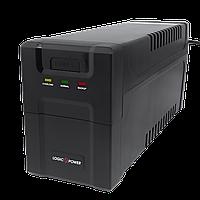 ИБП линейно-интерактивный LogicPower LP U650VA-P (390Вт)