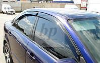 Дефлекторы окон (ветровики) Mazda 6 I (мазда 6) 2002-2008