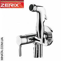 Встраиваемый смеситель для гигиенического душа (с лейкой) ZERIX LR5398-2