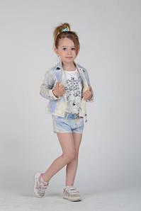 Детский пиджак для девочки