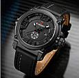 Naviforce Мужские часы Naviforce Plaza Black NF9099, фото 9