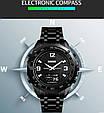 Skmei Мужские часы Skmei Kompass PRO ударостойкие, фото 5